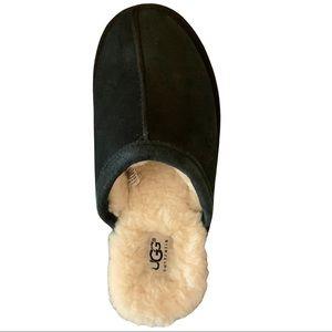 Ugg Pearle Slide On Slippers Black NEW